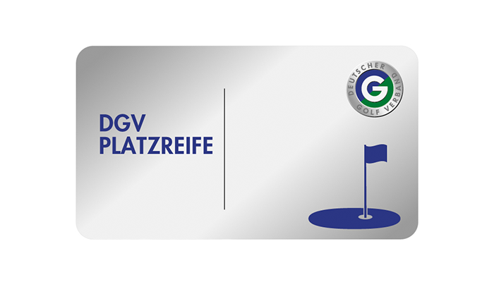 Golfclub Rheinhessen: DGV Platzreife