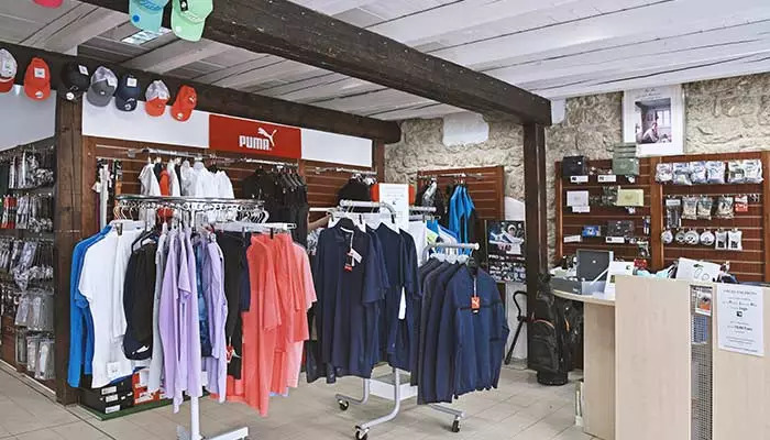 Golfclub Rheinhessen: Golfshop