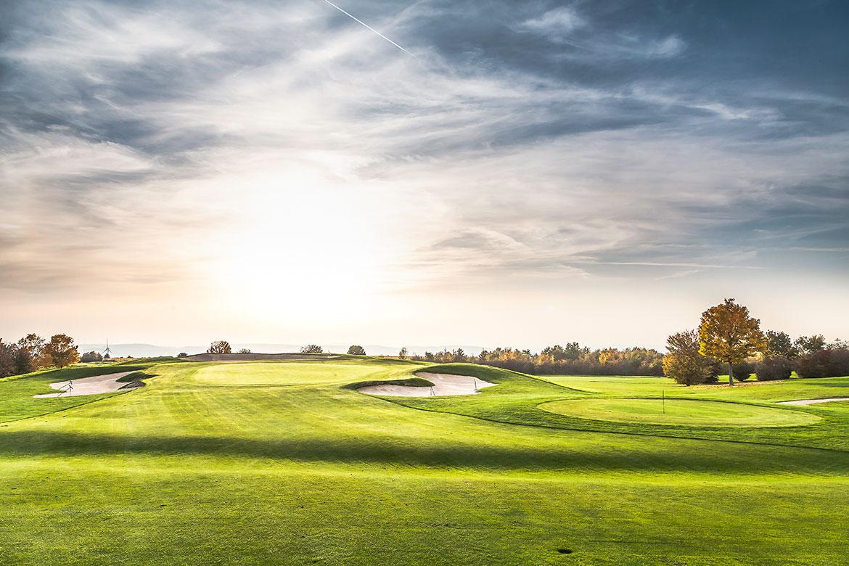 Golfclub Rheinhessen: Golfplatz