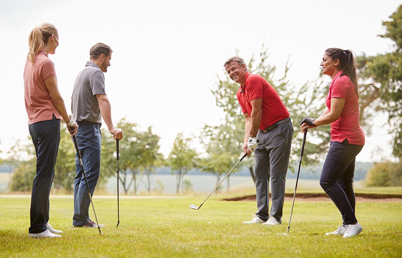 Golfclub Rheinhessen: Schnupperkurs