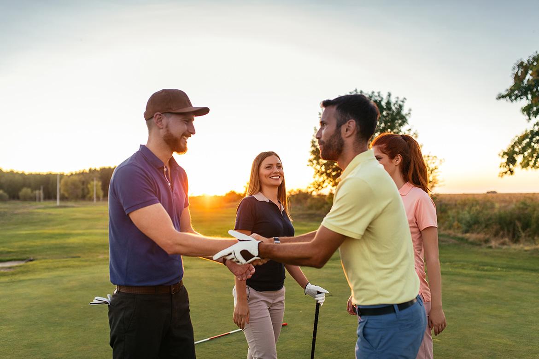 Golfclub Rheinhessen: Turniereinstieg