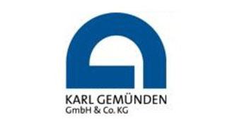 Golfclub Rheinhessen: Karl Gmünden GmbH & Co.KG, Logo