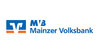 Golfclub Rheinhessen: Mainzer Volksbank, Logo