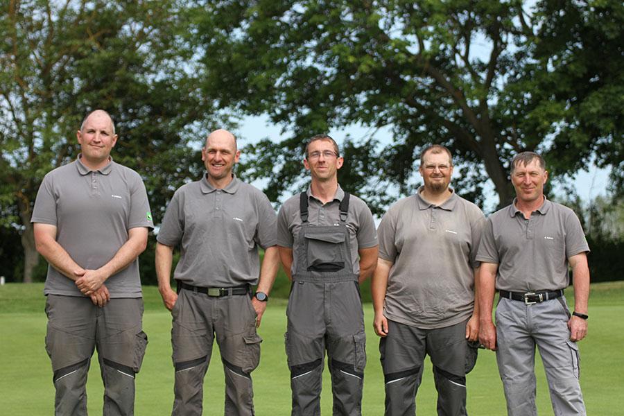 Golfclub Rheinhessen: Greenkeeper